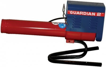 Canon à gaz, accessoire