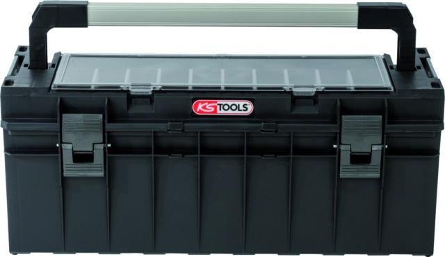 Caisse à outils pvc Kstools 650x270x272 mm