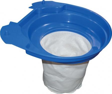 Filtre principal poussière support bleu