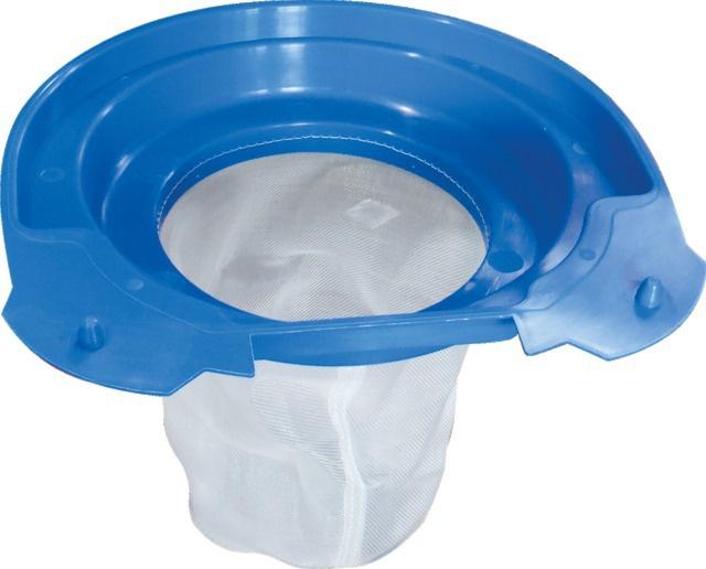 Filtre à eau support bleu 75-55l