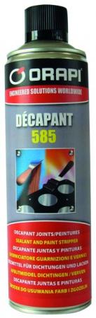 Décapant nettoyant peinture 650ml - 4585a4