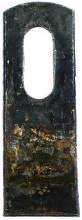 Couteau cuiller épaisseur 8 mm  FG000134 - 525426