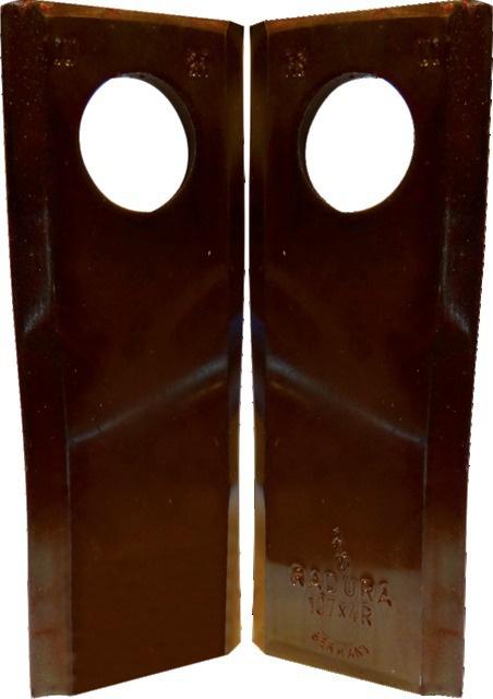 Couteaux 1084d/1084g       (boite de 8) adaptable Girland