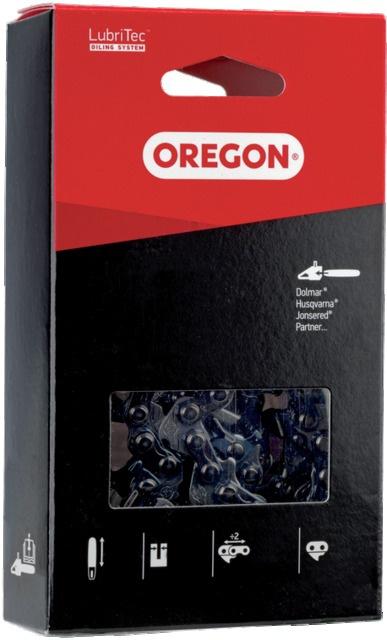 """Chaîne demi ronde Oregon 325"""" / 1,3 mm / 56 maillons entraîneurs"""
