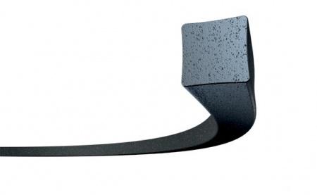 Fil de débroussailleuse carré Nylium 50 brins ø 3,75 mm 42 cm Oregon