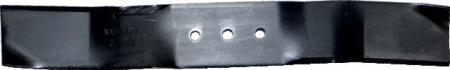 Lame de tondeuse autoportée Husqvarna longueur 430 mm, adaptable