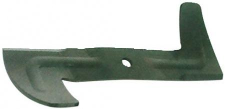 Lame gauche de tondeuse autoportée Kubota longueur 420 mm, adaptable