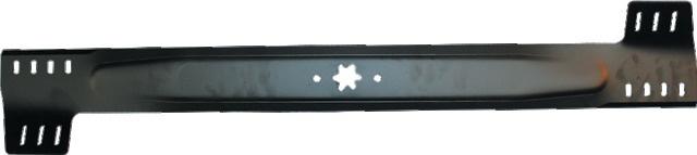 Lame de tondeuse autoportée MTD longueur 760 mm, adaptable