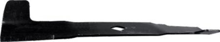 Lame gauche de tondeuse autoportée Murray longueur 515 mm, adaptable