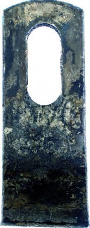 Couteau cuiller 96 x 35 x 8 FG000137
