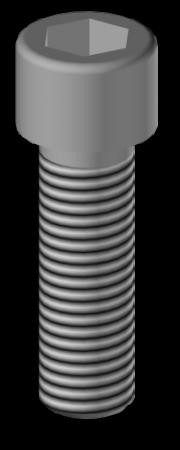 Boulons Tête Hexagonal Cylindrique