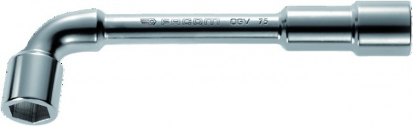 CLE A PIPE DEBOUCHE FACOM 6 PANS 27 MM