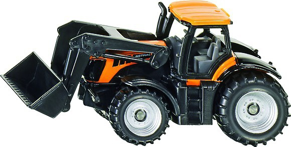 Tracteur 4 rm + chargeur frontal Jcb