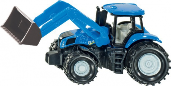Tracteur New Holland+ chargeur