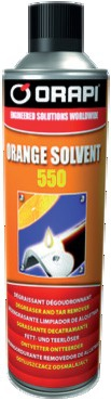 ORANGE SOLVENT 550 AERO. 650ML 4550A4