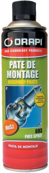 AEROSOL 650 ML PATE SPRAY