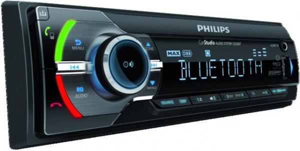 AUTORADIO PHILIPS CE235BT/05 BLUETOOTH 4X50W