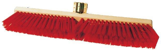 Balai PVC Rouge 60 cm