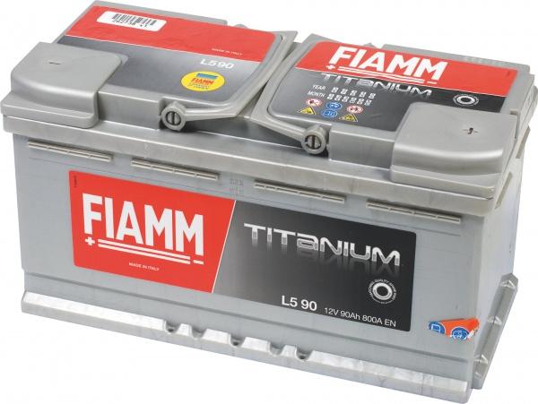 Batterie 12V 90Ah 800A Titanium