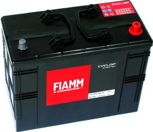 BATTERIE FIAMM CH 125 RST ENERGY CUBE 12V