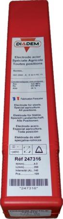 Électrodes - fils de soudure MIG DIADEM