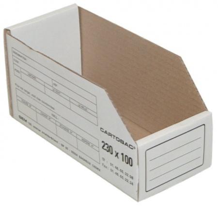 BOITE CARTON RANGEMENT  230 X 50
