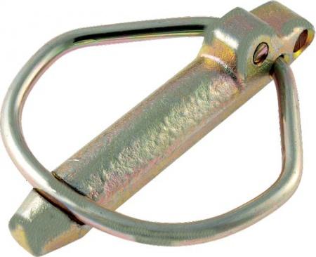 Boite de 2 goupilles clips de sûreté 12X45 mm