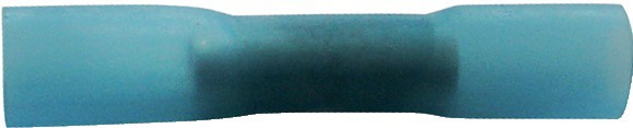 Boite de 20 manchon à sertir thermorétractable bleu (2,5 mm²)