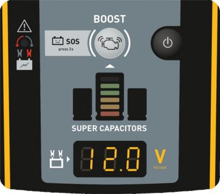 BOOSTER SANS BATTERIE GYSCAP 680E GYS