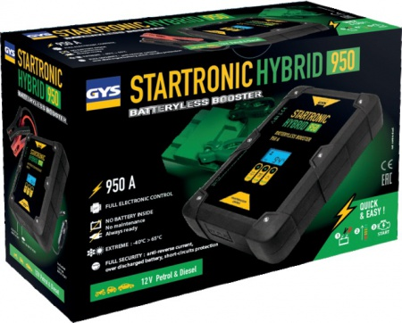 BOOSTER STARTRONIC HYBRID 950