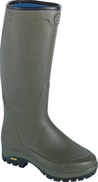 Bottes COUNTRY Le Chameau vert Taille 45
