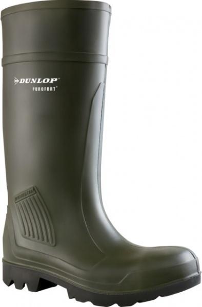 Bottes de sécurité PUROFORT Dunlop taille 45