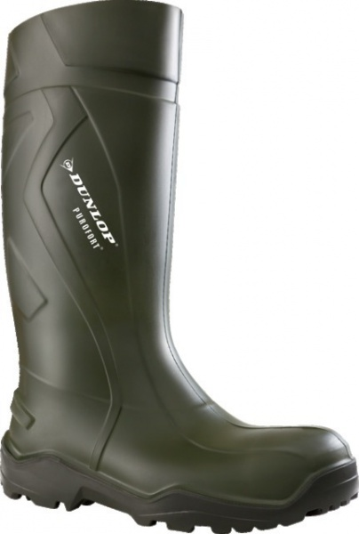 Bottes PUROFORT +  Dunlop vert Taille 36