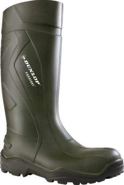 Bottes PUROFORT + Dunlop vert Taille 49/50