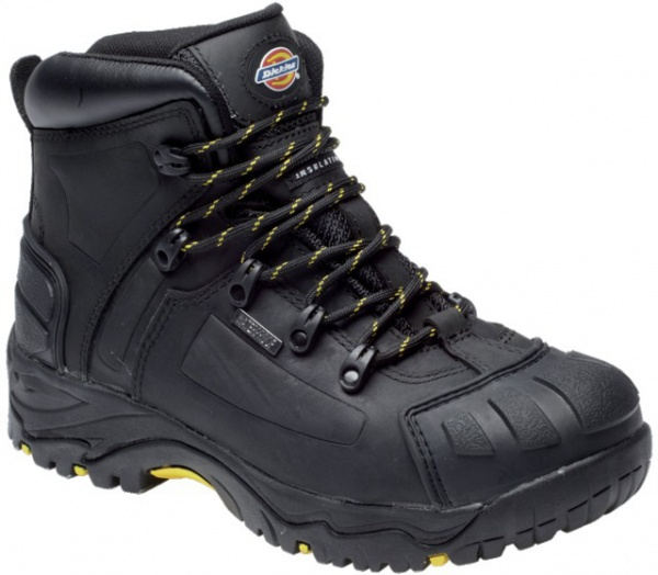 Bottines Medway Dickies noir Taille 40