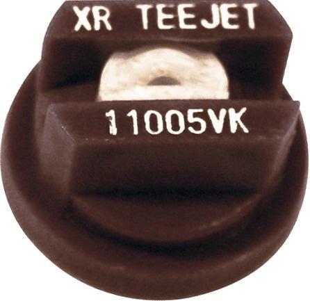 Buse céramique Teejet XR 110 05 VK MARRON