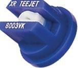 Buse céramique Teejet XR 80 03 VK BLEU