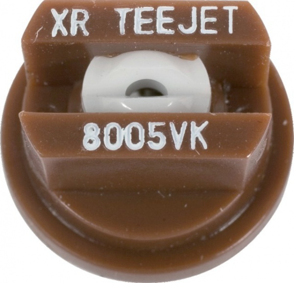 Buse céramique Teejet XR 80 05 VK MARRON