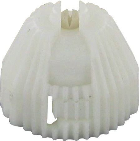 Buse NOZAL céramique KWIX AFX 110° blanche