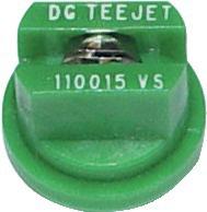 Buse Teejet DG 110 015 VS VERT INOX