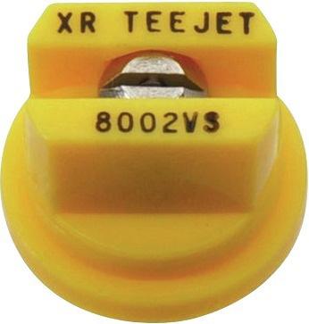 Buse Teejet XR 8002 VS JAUNE INOX