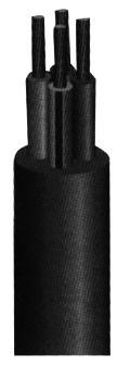 CABLE HO5VVF 4X1,5mm² GRIS 100M 1/2 TOURET