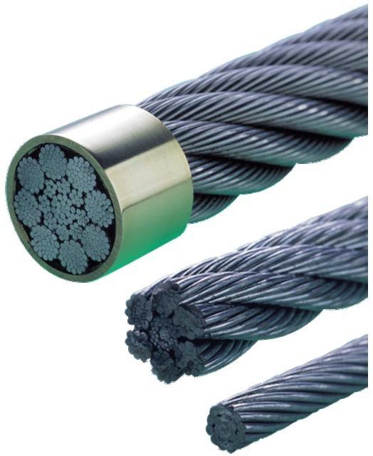 CABLE INOX 7X7 D4 AISI316 1770Nmm2 BOBINE100M