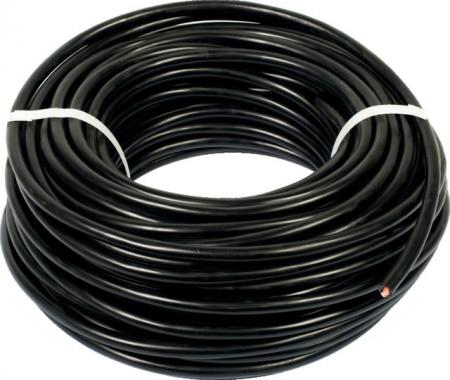 Câble noir deux conducteurs 1,5 mm²