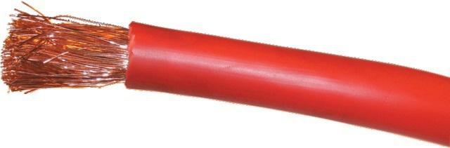 Câble rouge de puissance 50 mm²