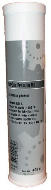 CART. GRAISSE 400 G HP. NOIRE