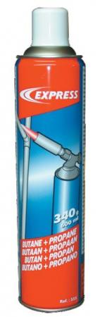 CARTOUCHE BUTANE + PROPANE 340G /LAMP\'EXPRESS