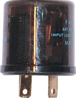 CENTRALE CLIGNOTANT ELECTRONIQUE 12V-1 à 8X21w (BOX)