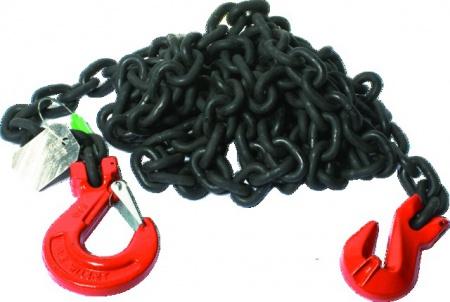 Chaines et élingues remorquage