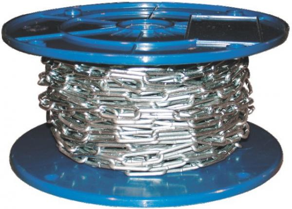 CHAINE DROITE ZG D. 4 mm (La bobine 25ml)